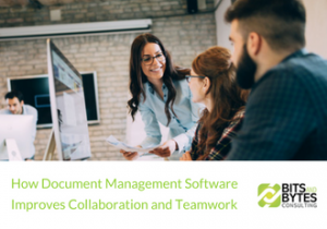 How Document Management Software Improves Collaboration and Teamwork | BBDS Consulting